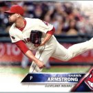 2016 Topps 603 Shawn Armstrong RC