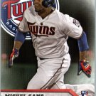 2016 Topps Bunt 96 Miguel Sano RC