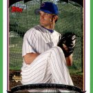 2006 Topps 312a John Koronka (RC){Pictured in Cubs uniform