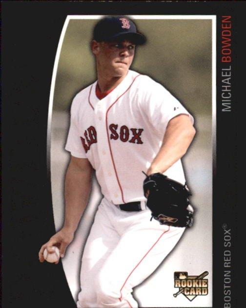 2009 Topps Unique 156 Michael Bowden (RC)
