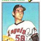 1977 Topps 179 Paul Hartzell RC