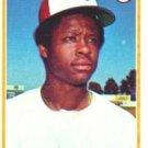 1978 Topps 468 Warren Cromartie RC