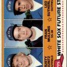 1981 Topps 112 Rusty Kuntz RC/Fran Mullins RC/Leo Sutherland RC