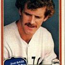 1981 Topps 81 Dave Stapleton RC