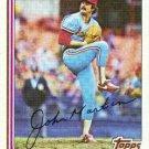 1982 Topps 236 John Martin RC