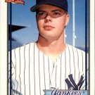 1991 Topps Traded 62T Jeff Johnson RC