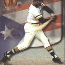 1998 Topps TRIBUTE RC3 Roberto CLEMENTE