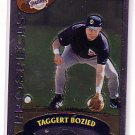 2002 Topps Chrome Traded T238 Taggert Bozied RC