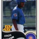 2003 Bazooka 201 Aron Weston RC
