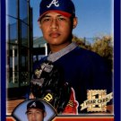 2003 Topps 302 Gonzalo Lopez FY RC