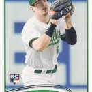 2012 Topps 502 Collin Cowgill RC