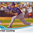 2013 Topps 157 Carter Capps RC