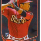 2013 Topps Chrome 189 Alfredo Marte RC