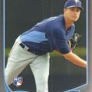 2013 Topps Chrome 192 Jake Odorizzi RC