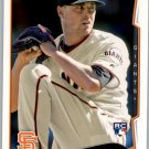 2014 Topps 249 Heath Hembree RC