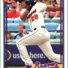 2016 Topps Archives 217 Hector Olivera RC