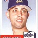 2016 Topps Archives 47 Jorge Lopez RC