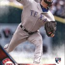 2016 Topps Update US135 Tony Barnette RC