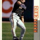1998 Score Rookie Traded 159 Jacob Cruz