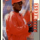 1998 Score Rookie Traded 196 Pokey Reese