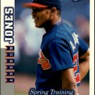 1998 Score Rookie Traded 266 Andruw Jones ST