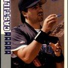1998 Score Rookie Traded 78 Vinny Castilla