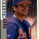 1998 Score Rookie Traded 82 Ryan Klesko