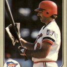 1983 Fleer 613 Gary Gaetti RC