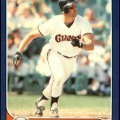 1986 Fleer Update 25 Will Clark XRC