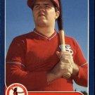 1986 Fleer Update 65 Mike LaValliere XRC