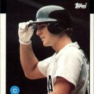 1986 Topps 479 Bob Melvin RC VV