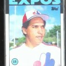 1986 Topps Traded 40T Andres Galarraga XRC