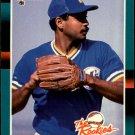 1988 Donruss Rookies 36 Edgar Martinez XRC