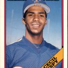 1988 Topps Traded 36T Cecil Espy XRC