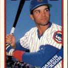 1988 Topps Traded 56T Darrin Jackson XRC