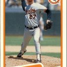 1990 Fleer Update 67 Dave Wayne Johnson RC