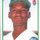 1990 Score 676 Keith (Kiki) Jones RC