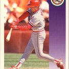 1992 Score 864 Rod Brewer RC