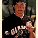 1996 Topps 237 Jason Brester RC