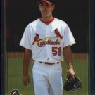 2001 Topps Chrome Traded T97 Bud Smith RC