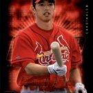 2002 Upper Deck MVP 168 So Taguchi RC