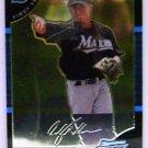2005 Bowman Chrome Draft 49 Cody Allen FY RC