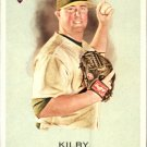 2010 Topps Allen and Ginter 268 Brad Kilby RC