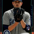 2014 Topps Chrome 21 James Paxton RC