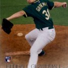 2015 Stadium Club 224 Kendall Graveman RC