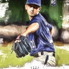 2016 Diamond Kings 158 Zach Davies RC