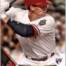 2016 Topps 401 Peter O'Brien RC