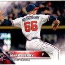 2016 Topps 532 Matt Marksberry RC