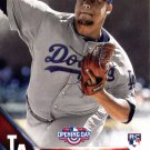2016 Topps Opening Day OD162 Frankie Montas RC