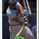 1989 Score 198 Pat Borders RC